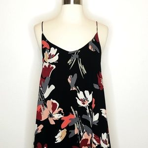 Olivaceous Women's Small Black Mini Dress Sz M